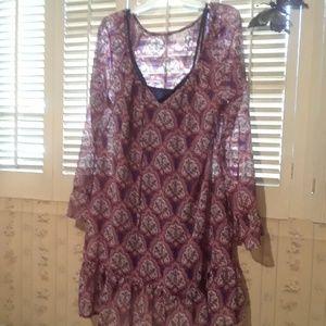 Tops - blouse /mini dress